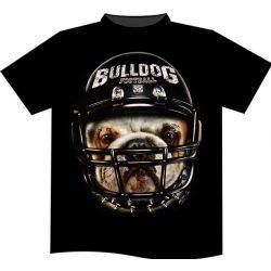 Bulldog póló