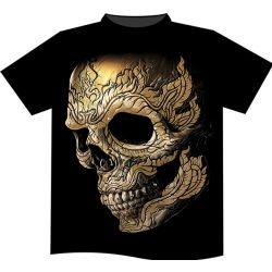 Tattoed Skull póló
