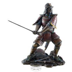 Szamuráj harcos karddal