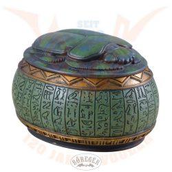 Egyiptomi Szkarabeusz dobozka