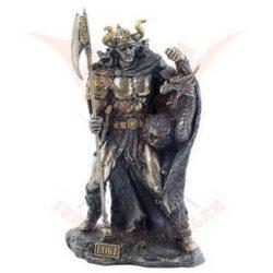 Viking szobor Loki