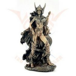 Frigga szobor