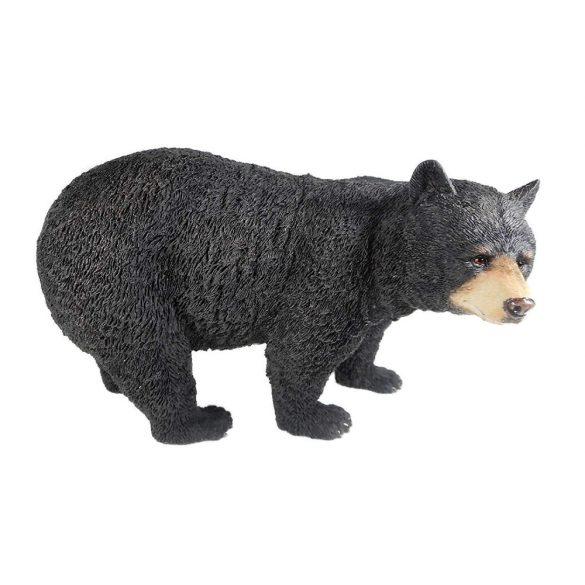 Amerikai fekete medve szobor
