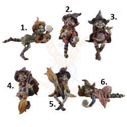 Boszorkány pixi figurák
