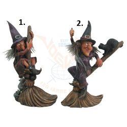 Boszorkány figurák