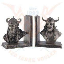 Vikinges könyvtámasz/ 2db-os
