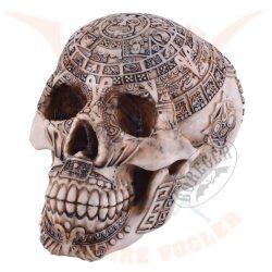 Azték koponya