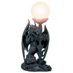 Sárkányos asztali lámpa