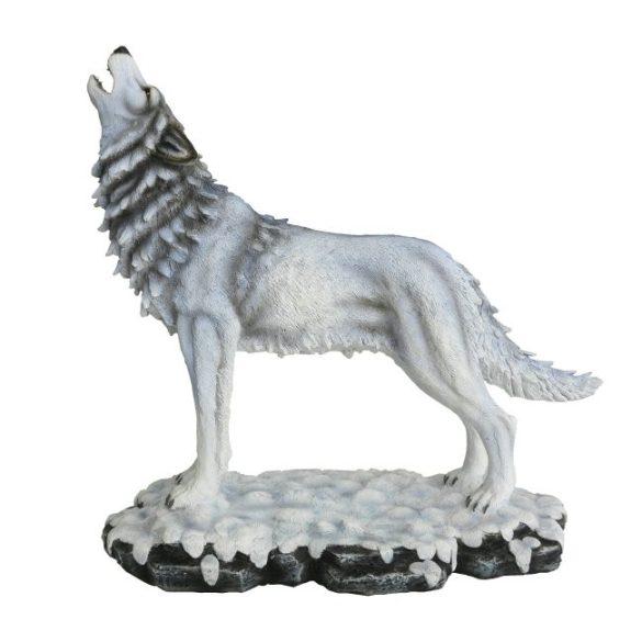 Üvöltő farkas
