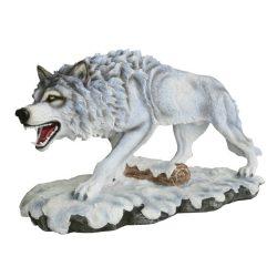 Vadászó farkas