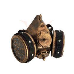 Steampunk gázmaszk