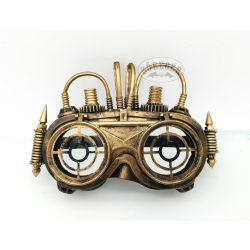 Steampunk-Robotszemüveg