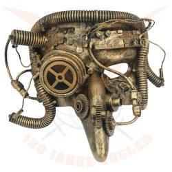 "Steampunk maszk ""Cyber Pestdoctor"""
