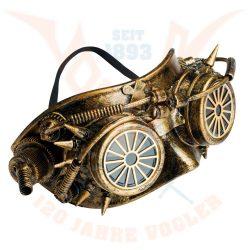 """Steampunk maszk  """"Steam Wheel"""""""