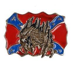 Déli Zászlós övcsat