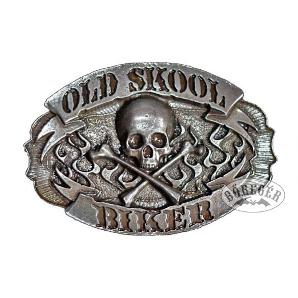 Old Skool Biker övcsat