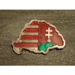 Nagy-Magyarország övcsat