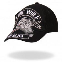 Lone Wolf-os baseball sapka