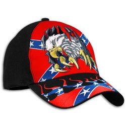 Déli zászlós baseball sapka