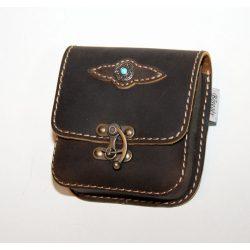 Belt bag with  ornament