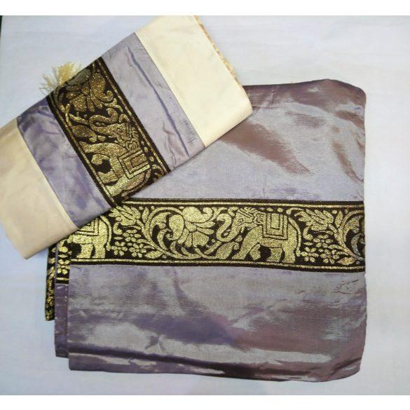 Thai selyem ágyneműhuzat-garnitúra