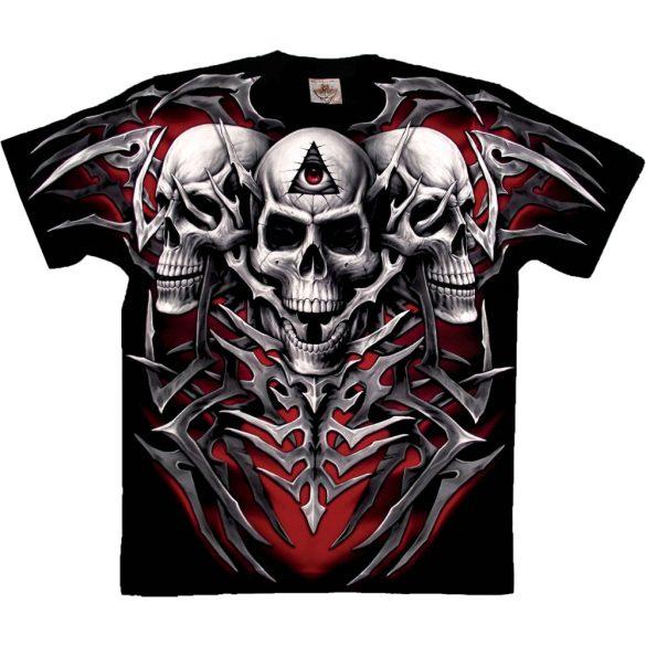 08243a73e8 Cool Skulls póló - Bőregér