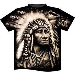 Wise Indian póló