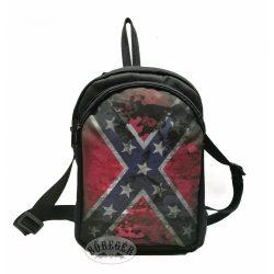 Kis gyöngyvászon hátitáska (Déli zászlós) Rebel