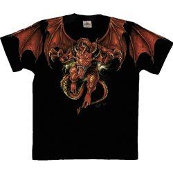 Red Dragon póló
