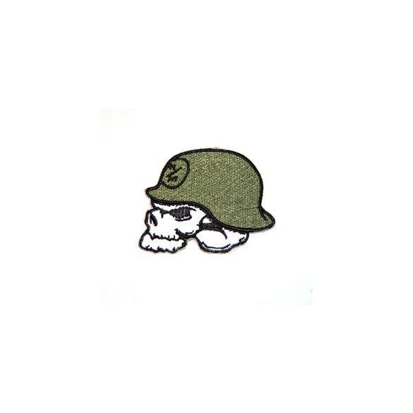 Rohambilis koponya felvarró