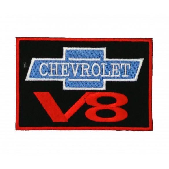 Chevrolet V8 felvarró