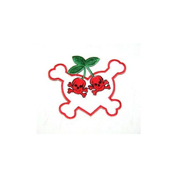 Cseresznyés felvarró
