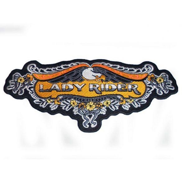 Lady Rider felvarró