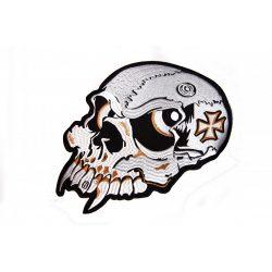 Nagy koponya felvarró