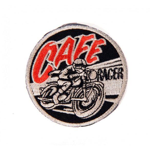 Cafe Racer felvarró