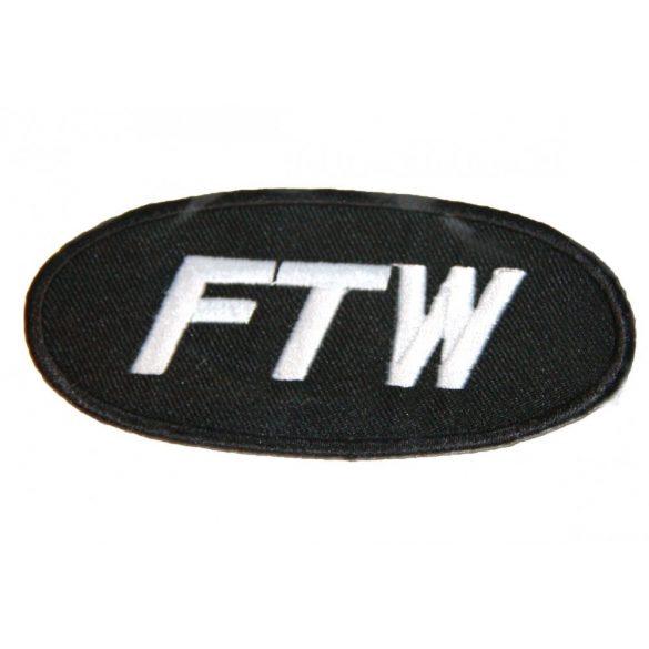 FTW felvarró