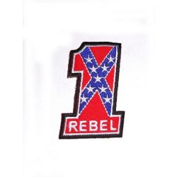 Southern Flag Rebel patch