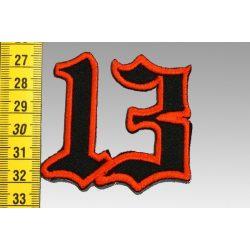 13 felvarró