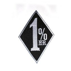 1%-os felvarró