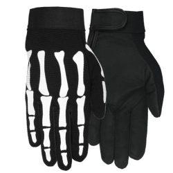 Sekeleton gloves
