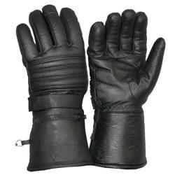 Biker gloves with rain gloves