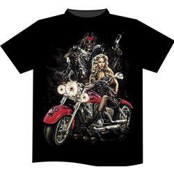 Blond Rider póló