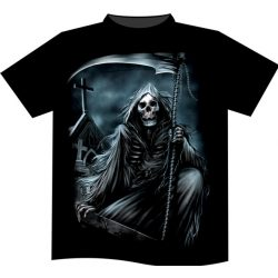 Cemetery Ghost póló