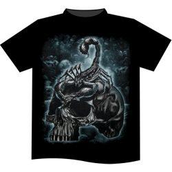 Scorpion Skull póló
