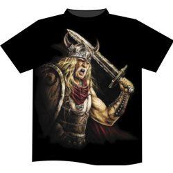 Brave Viking póló