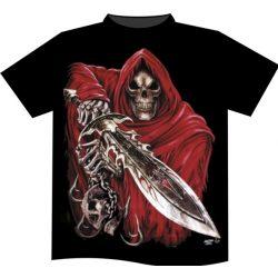 Skeleton Sword póló