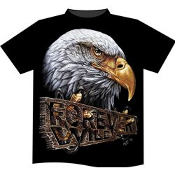 Forever Wild Eagle póló