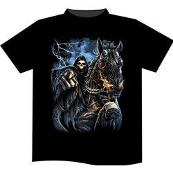 Skeleton Rider póló
