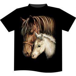 Horse Love póló