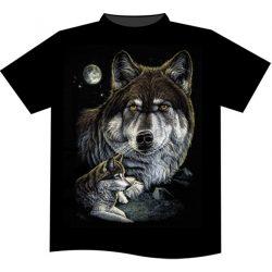 Wolfies póló